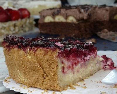házi torta