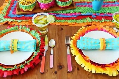 mexikó dekoráció