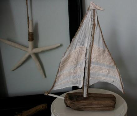 hajó készítés