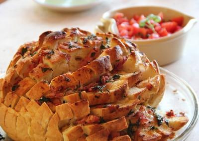 egyszerű piknik recept piritós kenyér